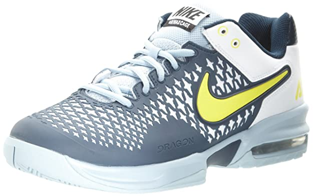 newest collection 0c1bf 2541b Nike Air max cage 554875174, Tennis Homme - taille 43  Amazon.fr  Chaussures  et Sacs