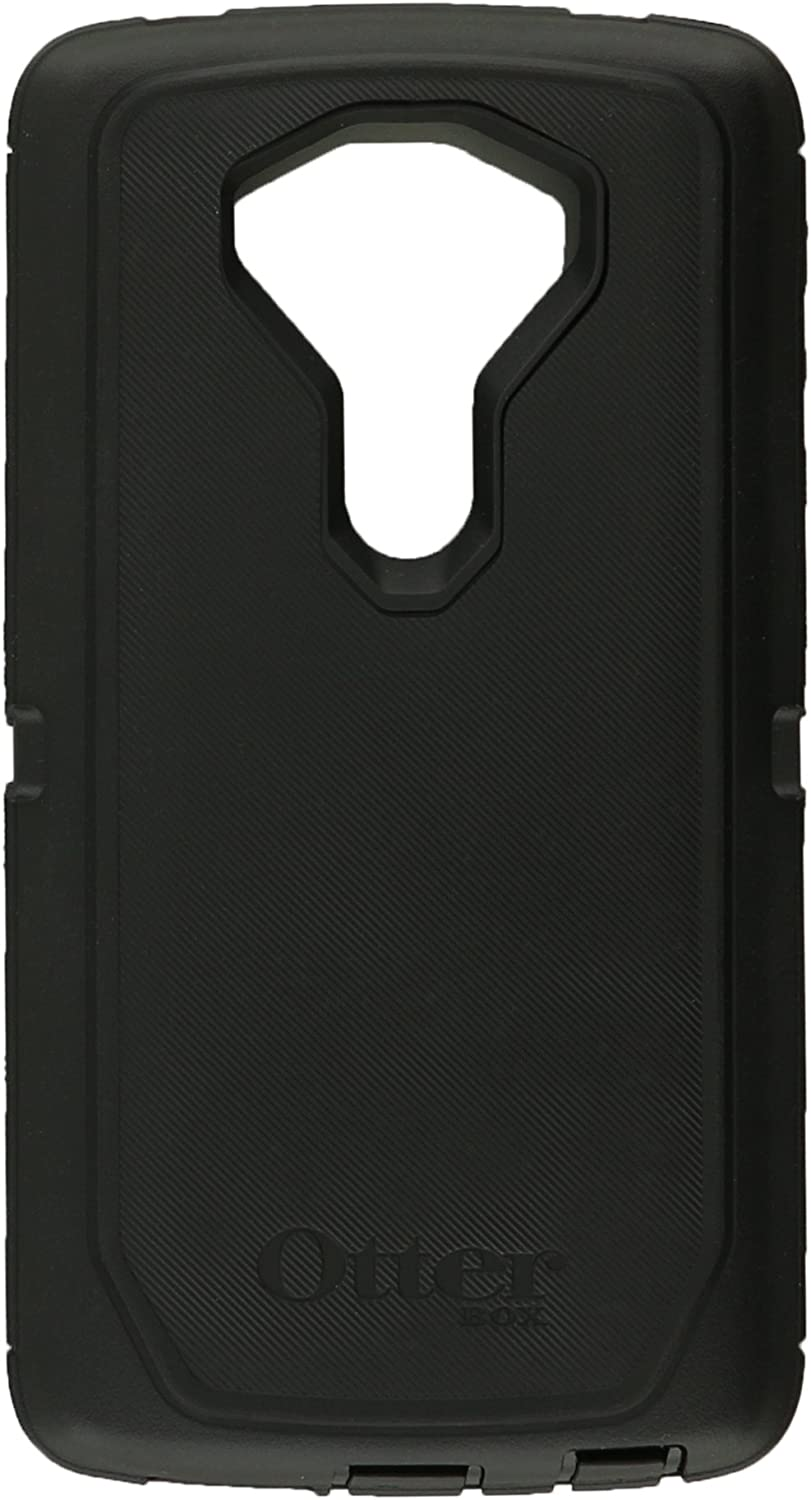 OtterBox Defender Cell Phone Case for LG V10 - Frustration-Free Packaging - Black