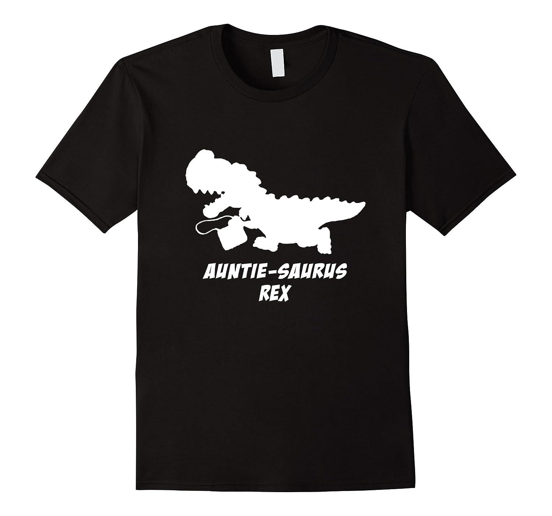 Auntie Saurus Rex Funny Shirts-RT