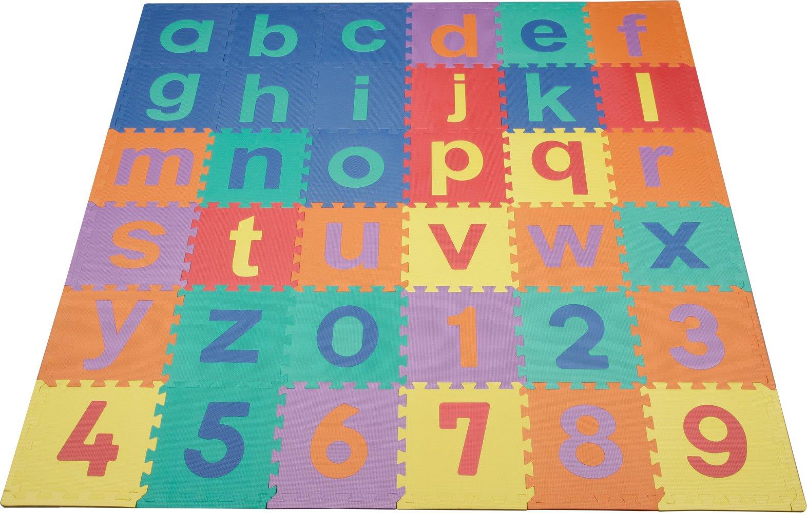 We Sell Mats lowercase ABC/123 Mat