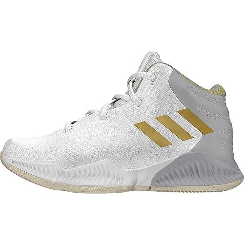 adidas Mad Bounce 2018, Zapatos de Baloncesto Unisex Niños: Amazon.es: Zapatos y complementos