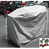 """Mobility Scooter Storage Cover 48""""L x 22""""D x 38""""H"""
