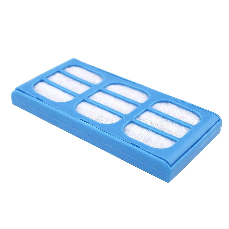 LAQI Cartuchos de Filtro de 10.8 x 5.5x1.1 cm Cartuchos de Filtro de purificaci/ón de Agua para Fuentes Cat Mate 6 Piezas