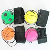 ZUYEE Wrist Band Ball Rubber High Bounce with