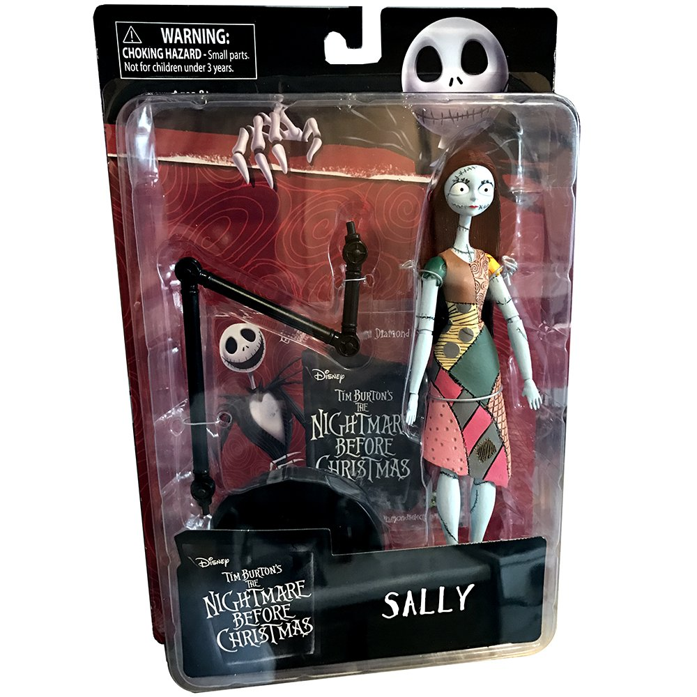 Amazon.com: Disney Tim Burton\'s The Nightmare Before Christmas Sally ...