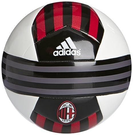 Balón de fútbol oficial AC Milan globos adisas medida 5 *02497 ...
