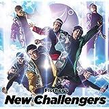 【早期購入特典あり】New Challengers(初回限定盤)(缶バッジ付)(オリジナルポスター付)(トレーディングカード封入付) フィッシャーズ