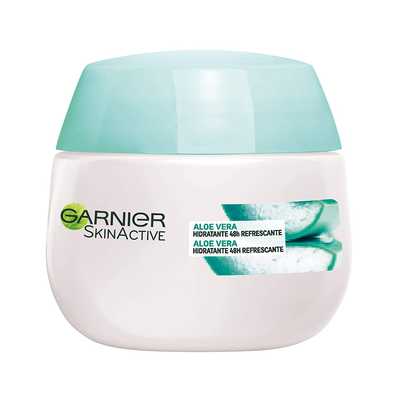 Garnier Skin Active Crema Hidratante Refrescante con Savia de Aloe - 50 ml