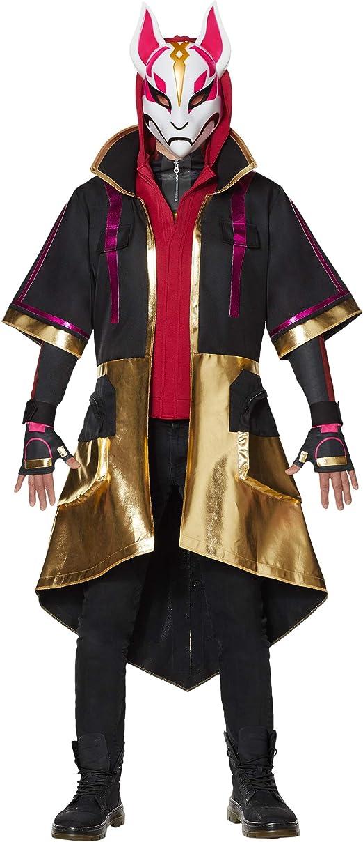 Spirit Halloween Fortnite Drift Coat | Producto Oficial - Multi ...