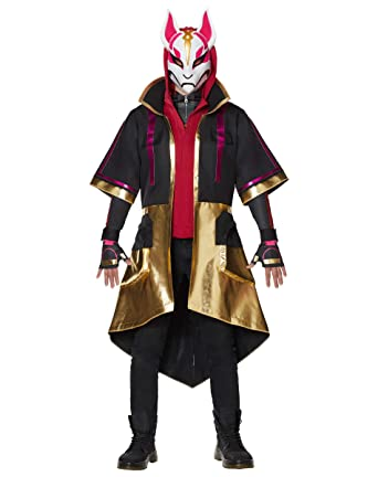 Spirit Halloween Fortnite Drift Coat | Producto Oficial - Multi ...