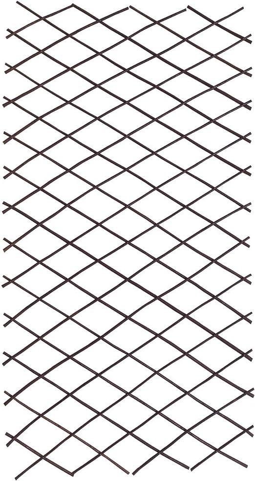 Videx - Celosía para enredaderas (extensible, 120 x 180 cm ...