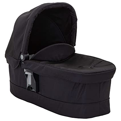 Graco Luxury - Capazo, color gris y negro