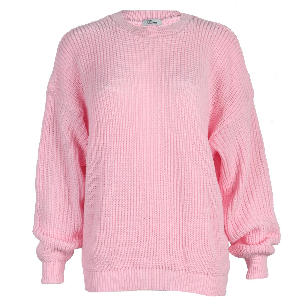 My1stwish Womens Oversized Ladies Knitted Baggy Chunky Jumper Sweater Top  at Amazon Women s Clothing store  552f9ef07