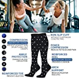 Bluemaple Compression Socks for Women & Men - Best