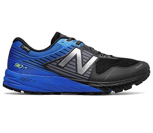 Zapatillas New Balance 910 v3 Trail negro rojo hottest new