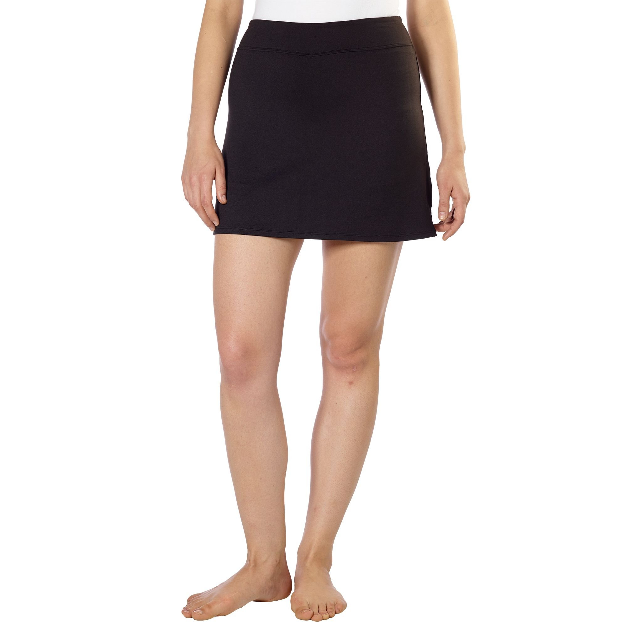 Colorado Clothing Women's Tranquility Skort, X-Large, Black by Colorado Clothing