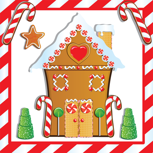 (Gingerbread House Maker FREE)