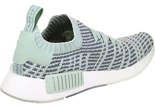 a0ae63887d576 adidas NMD R1 PK W Shoes ash Green  Amazon.co.uk  Shoes   Bags