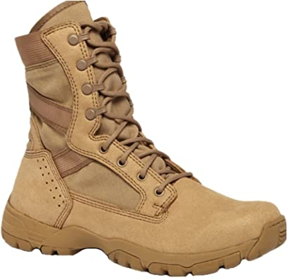 Desert Tan Flyweight Boots