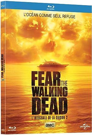 Amazoncom Fear The Walking Dead Saison 2 Blu Ray