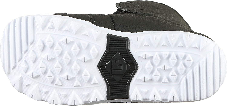 Burton Transfer Lace Snowboard Boots Mens Sz 10.5 Black//White