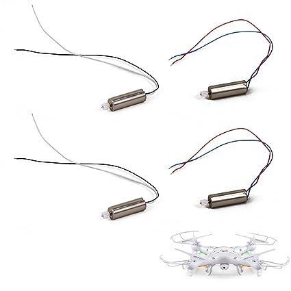 Original Set de motor para Syma X5 X5 C Quadcopter, dron, 2 x ...