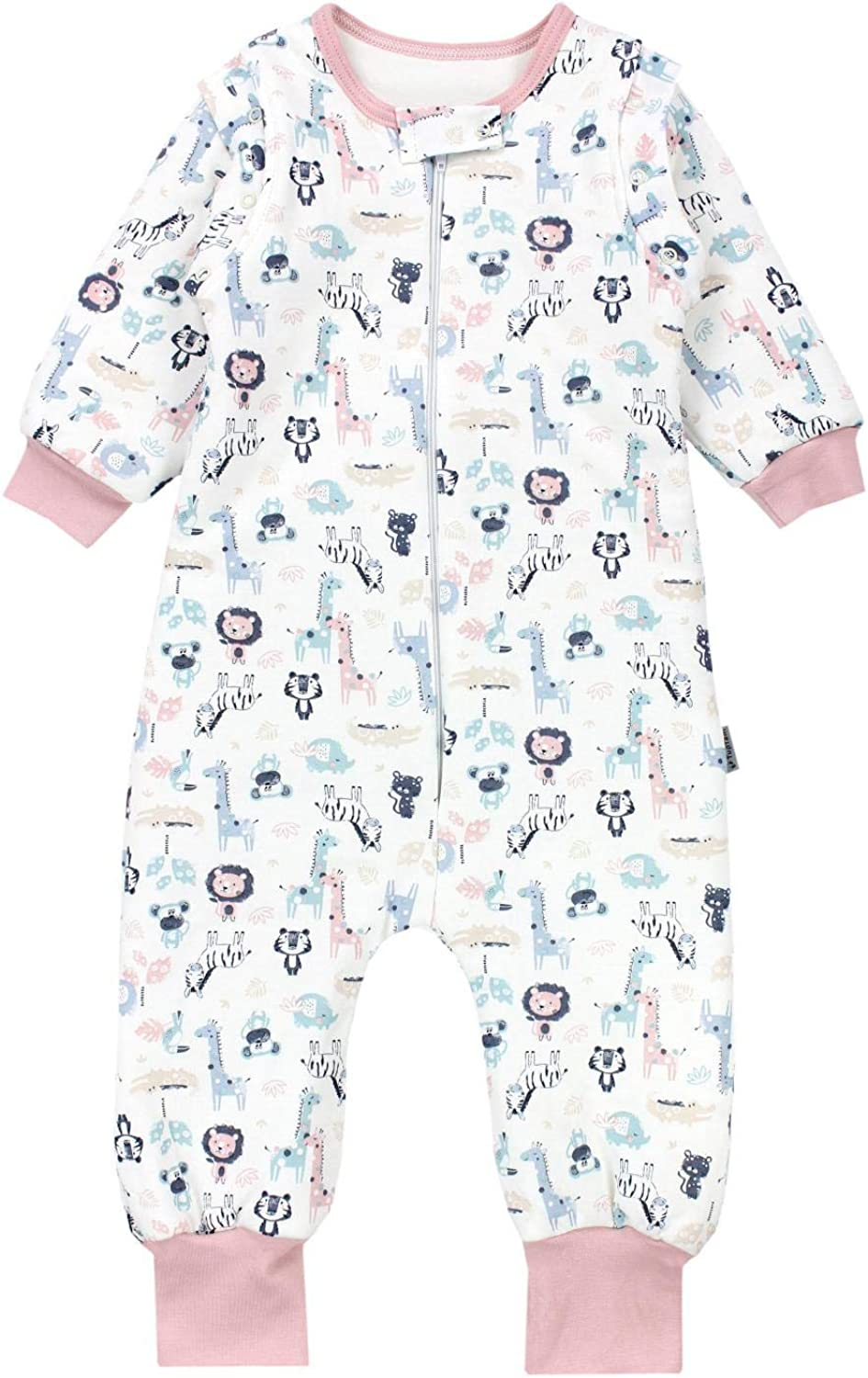 TupTam Baby Sleeping Bag with Legs and Sleeves 2.5 Tog