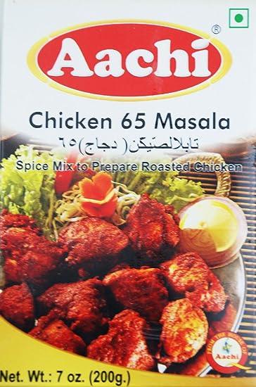 aachi chilli chicken masala recipe