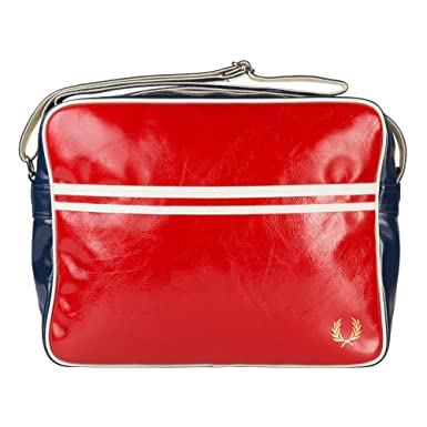 Classic Shoulder Bag by Fred Perry