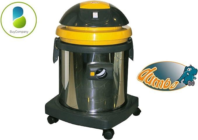 Aspiracenere y líquidos – Dumbo Aspiradora profesional 1500 W, limpieza estufas pellets, calderas etc.: Amazon.es: Hogar