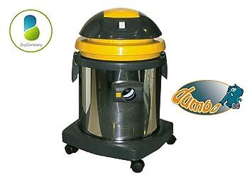 Aspiracenere y líquidos - Dumbo Aspiradora profesional 1500 W, limpieza estufas pellets, calderas etc.: Amazon.es: Hogar