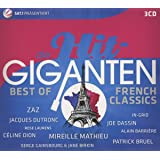 Die Hit Giganten Best of French Classics [Import allemand]