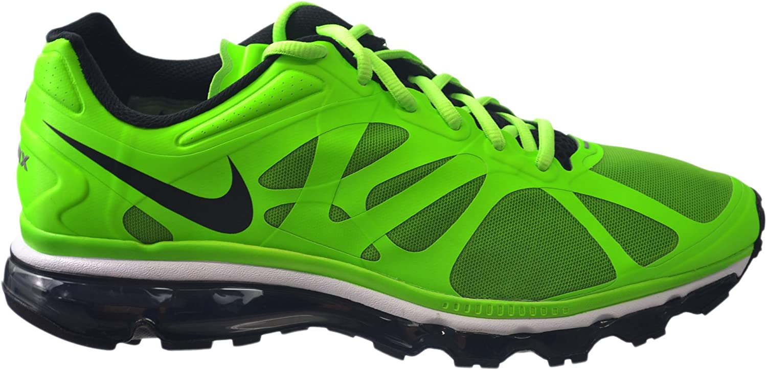 Amazon.com | Nike Air Max 2012 Men's Running Shoes Electric ...