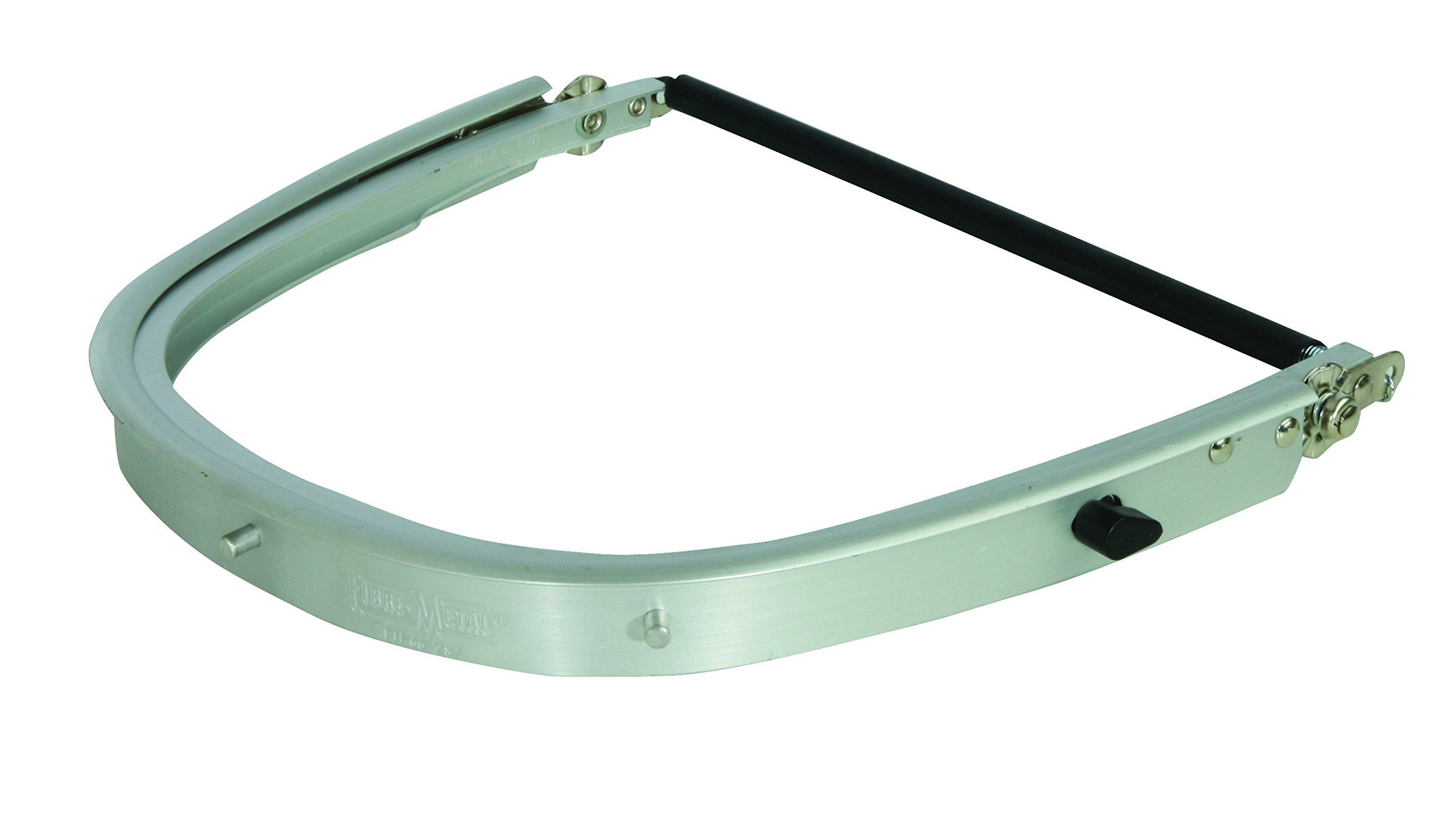 Fibre-Metal by Honeywell FH66 Aluminum/High Heat Performance Face Shield Hard Hat Adapters