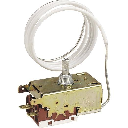 Schema Elettrico Frigorifero : Ranco k l termostato per frigorifero mm amazon