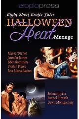 Halloween Heat Menage Paperback