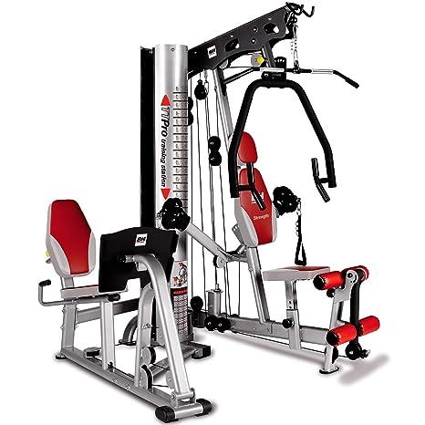 BH Fitness TT Pro G156 - Multiestación completa, tensión máxima de ...