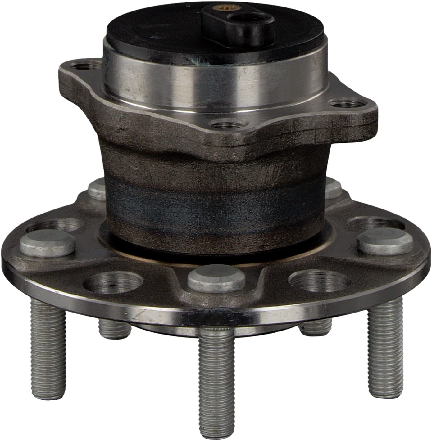 Blue Print ADA108304 Wheel Bearing Kit with wheel hub and ABS sensor ring pack of one