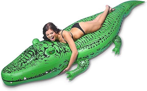 Amazon.com: GoFloats Flotadores de piscina hinchables ...