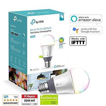 Tp Link Smarte Wlan Glühbirne E27 11w Funktioniert Mit Amazon