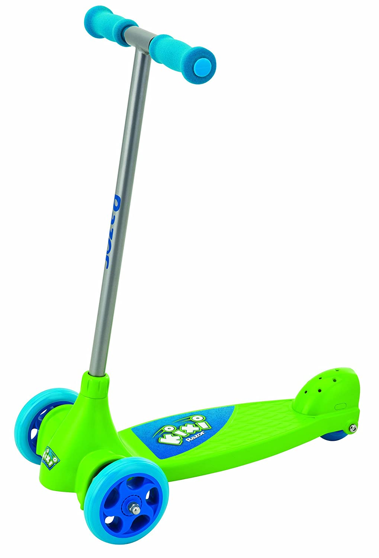 Razor Kixi Kix scooter - blue / green