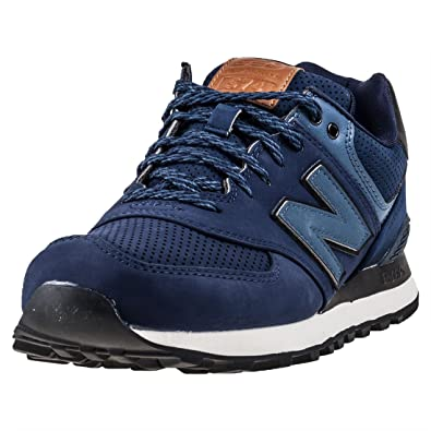 New Balance Men s 574 Trainers  Amazon.co.uk  Shoes   Bags 9a8700424f3c