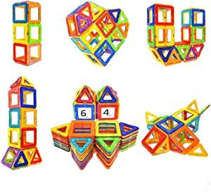 Sweepstakes: Soyee Magnetic Blocks Educational Toys…