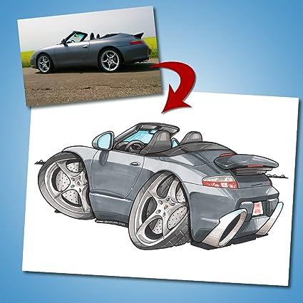 Koolart easiskins acomodación auto-moto-carro de servicio de dibujo... Hecho