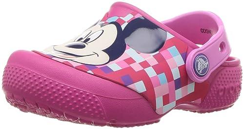b4ac90b86 Crocs Kid s Crocsfunlab Mickey Clogs  Crocs  Amazon.ca  Shoes   Handbags