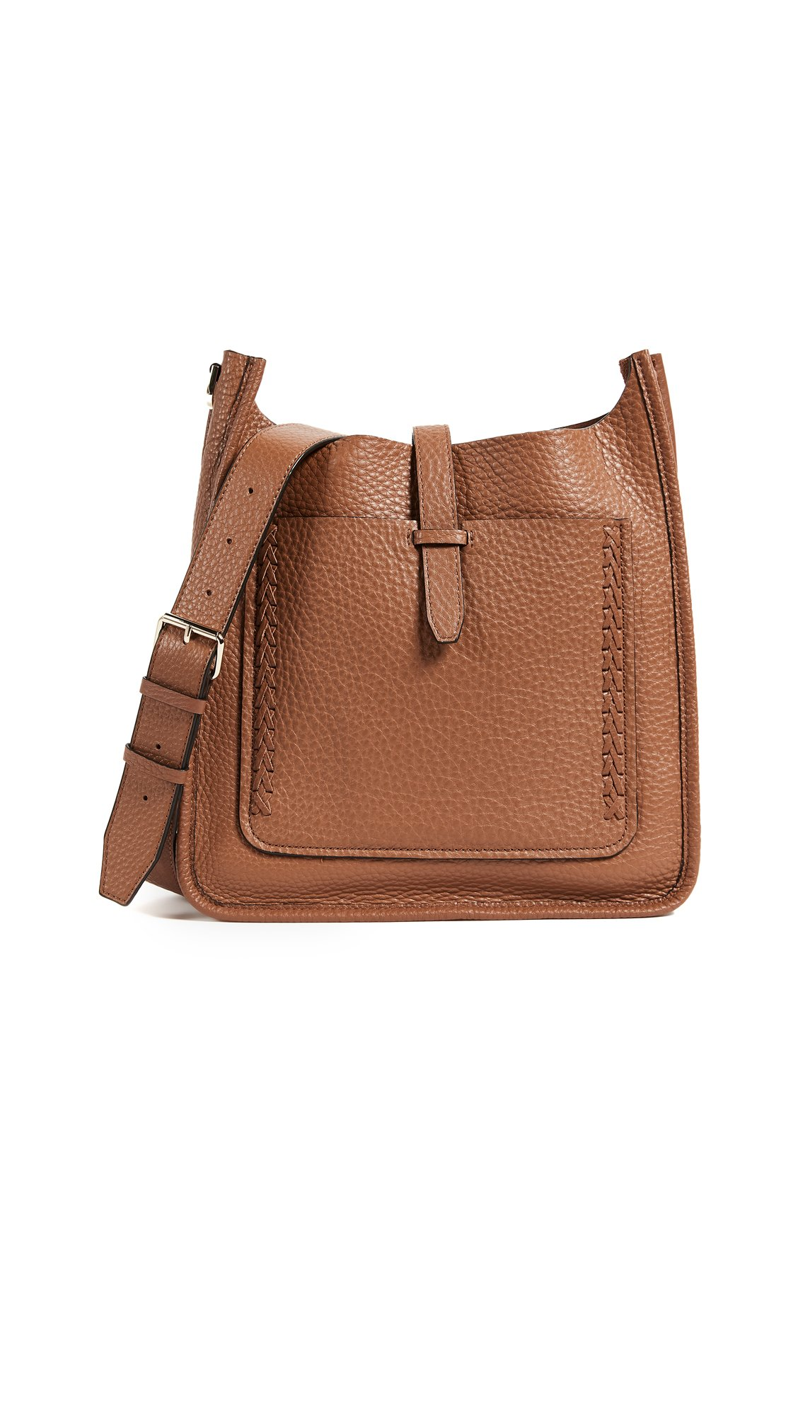 Rebecca Minkoff Women's Unlined Feed Bag with Whipstitch