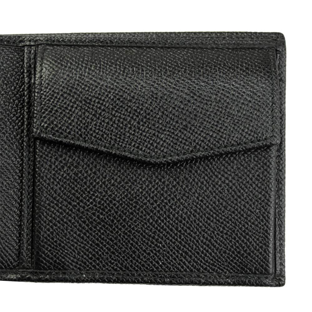 b1f462f206b5 Amazon.com: Dolce & Gabbana Men's Black Leather Bi-fold Wallet ...