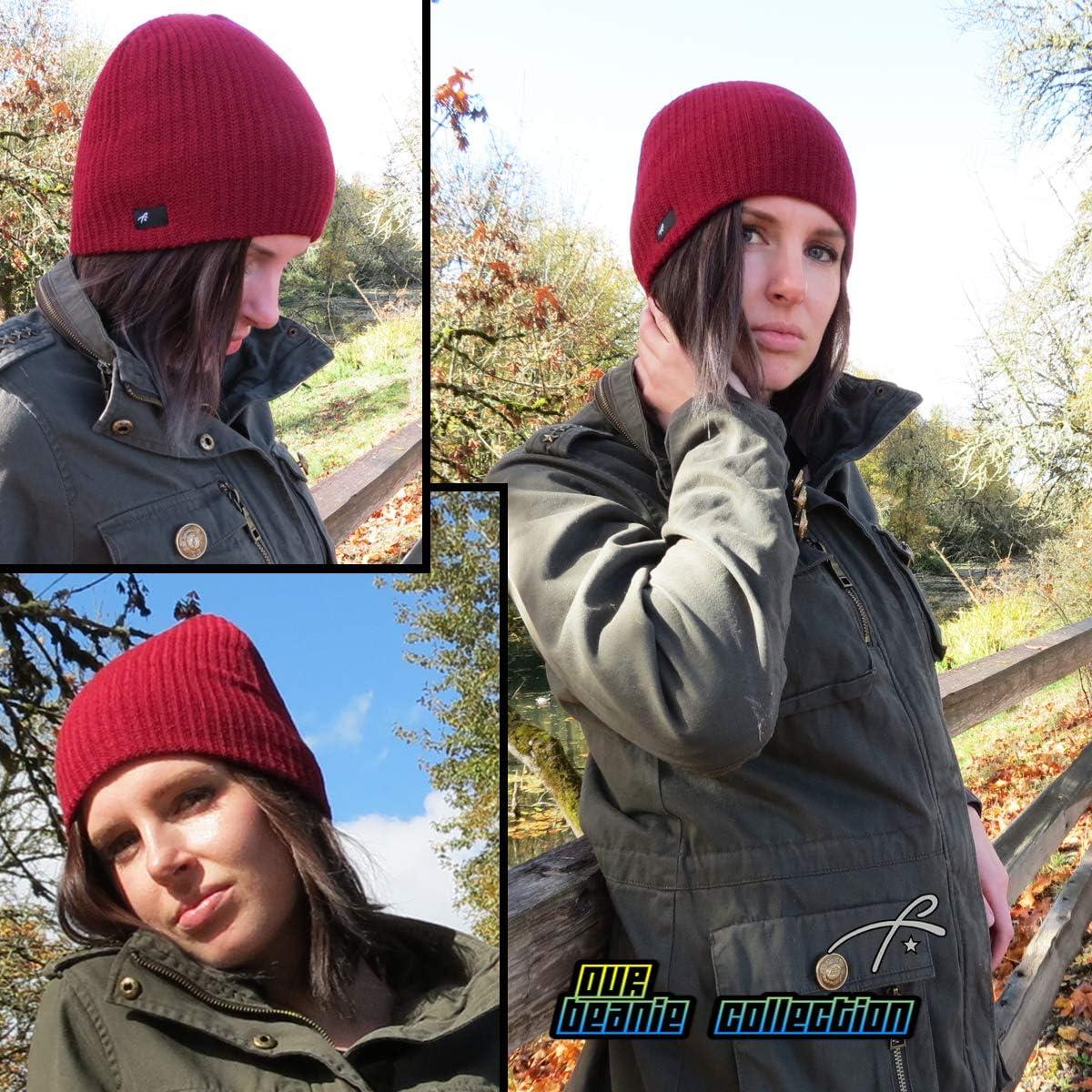 Grace Folly Daily Beanie Hat Skull Cap for Men Women Many Colors