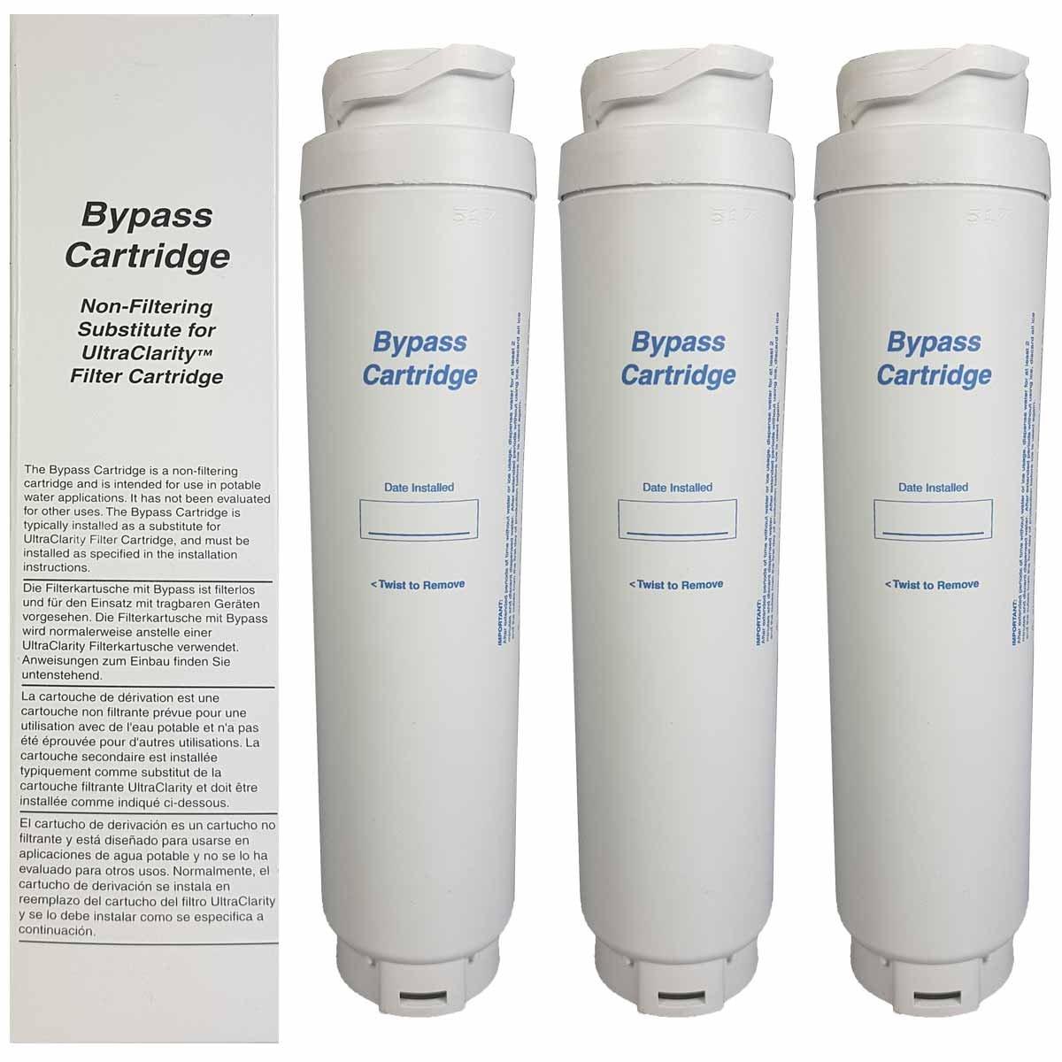 Filtro Bosch Siemens Bypass Ultraclarity 740572 (643046) x3