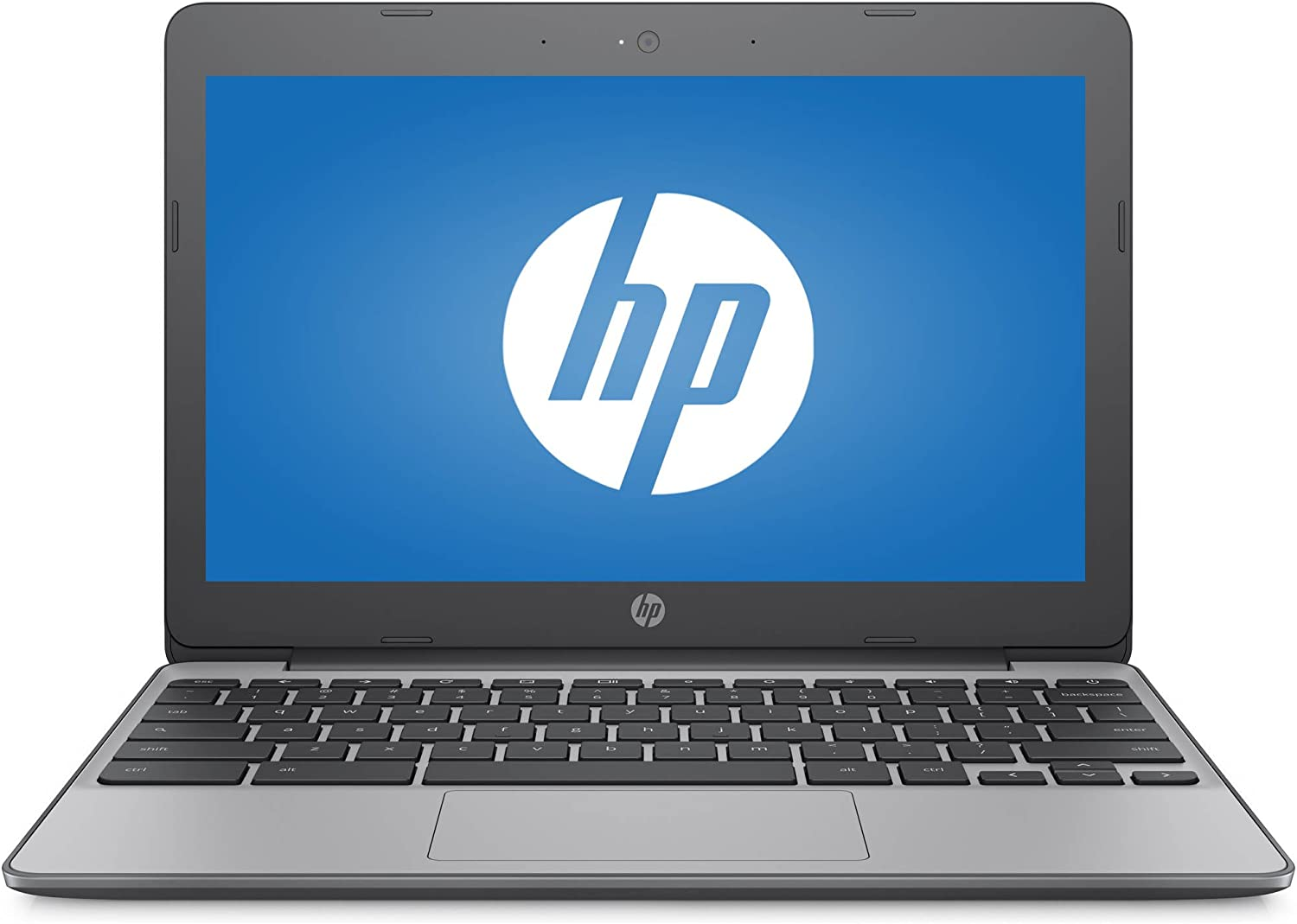 Premium HP High Performance 11.6in HD Chromebook - Intel Dual-Core Celeron N3060 Up to 2.48GHz, 4GB DDR3, 16GB eMMC, 802.11bgn, Bluetooth 4.0, USB 3.1, Webcam, HDMI, Chrome OS (Renewed)